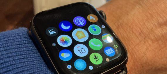 Apple Watch Home App